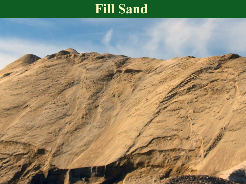 Fill-Sand