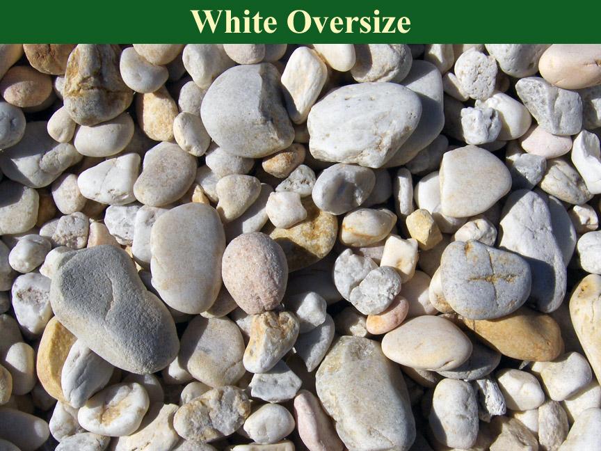 White-Oversize